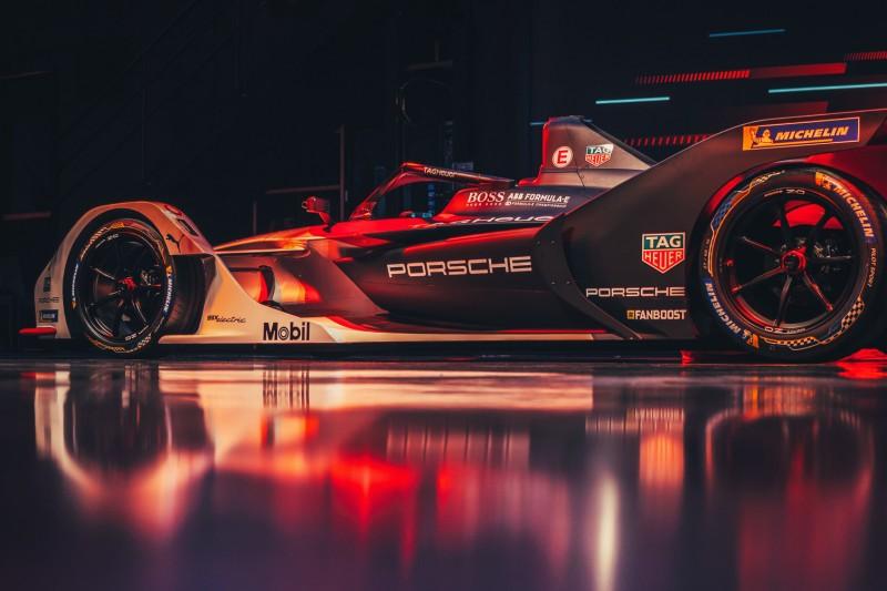 Nach Präsentation: Porsche 99X Electric wird weiter getestet