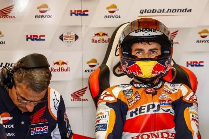 Schmerzen zu groß: Lorenzo bricht MotoGP-Test in Misano ab