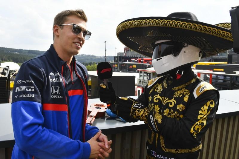 """Vorzug für Albon: Kwjat hat """"kein Problem"""" mit Red-Bull-Entscheidung"""