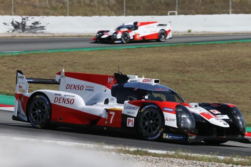 LMP1-EoT 4h Silverstone: Toyota über 100 Kilo schwerer als Rebellion