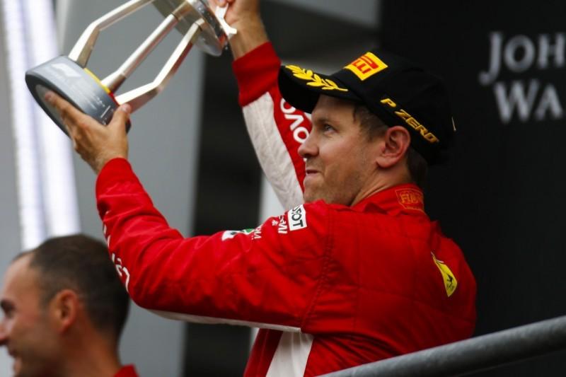"""Ein Jahr ohne Sieg: Sebastian Vettel ist Durststrecke """"eigentlich egal"""""""