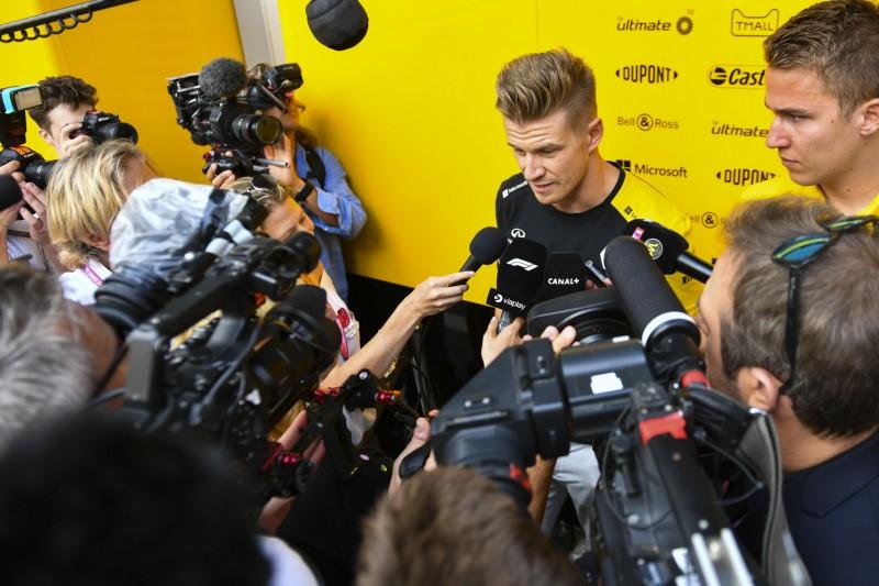 """Nico Hülkenberg nicht böse auf Renault: Magnussen ist ein """"geiler Typ""""!"""