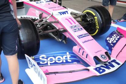 Keine Nasenlöcher mehr: Racing Point verabschiedet Frontdesign