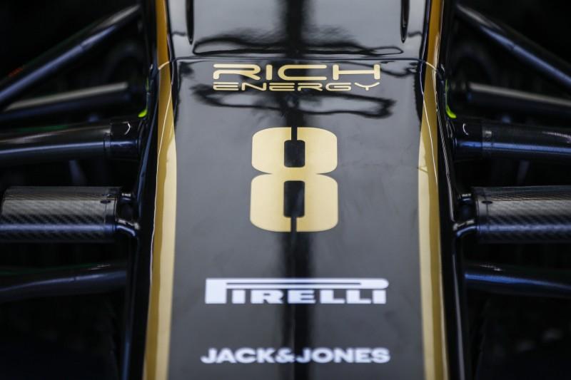 Haas: Entscheidung über Rich Energy bis Singapur