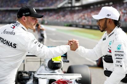 """Lewis Hamilton freut Bottas-Vertrag: """"Er wird noch besser werden"""""""