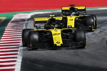 Daniel Ricciardo: Hülkenberg fährt ein bisschen wie Verstappen