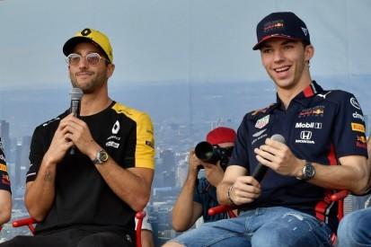 "Daniel Ricciardo: Gasly-Rausschmiss ""nicht unfair"" von Red Bull"