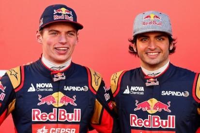 """Carlos Sainz: Gegen Verstappen bei Toro Rosso """"nicht nur überlebt"""""""