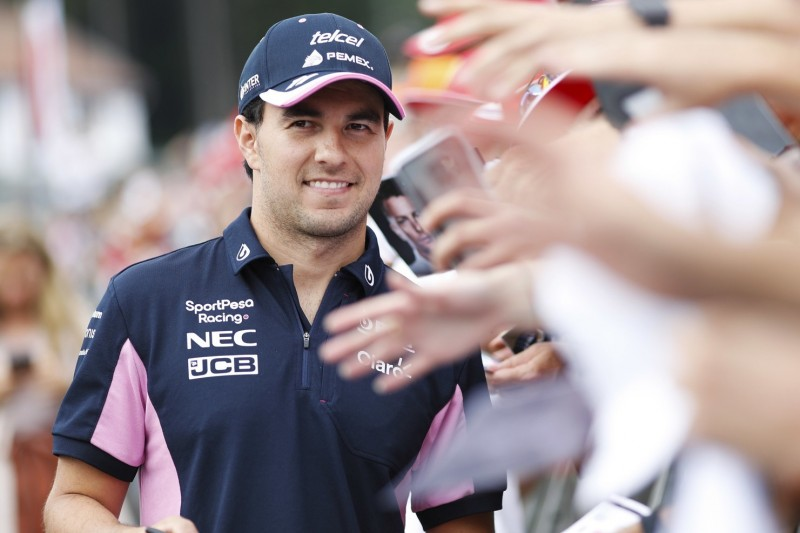 Offiziell: Racing Point bindet Sergio Perez bis 2022