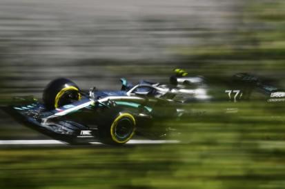 """Mercedes neun Zehntel zurück: Ferrari """"vernichtet uns auf den Geraden"""""""