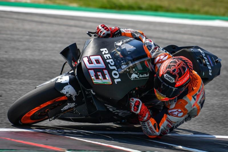 """Honda testet in Misano für 2020: Marquez spricht von """"präziser"""" Arbeit"""