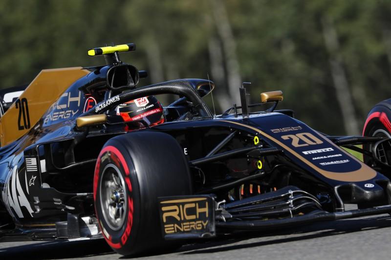 """Haas abgeschlagen: Magnussen schimpft über """"Plastik-Reifen"""""""