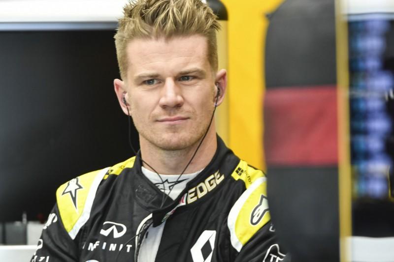 Nico Hülkenberg: Chancen auf Red-Bull-Cockpit sind gering