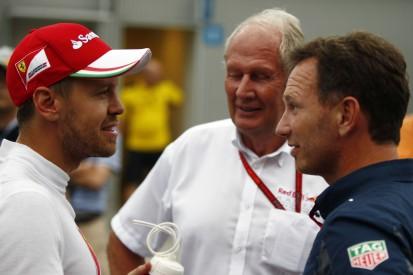 Helmut Marko bestätigt Gespräch mit Vettels Rechtsanwälten