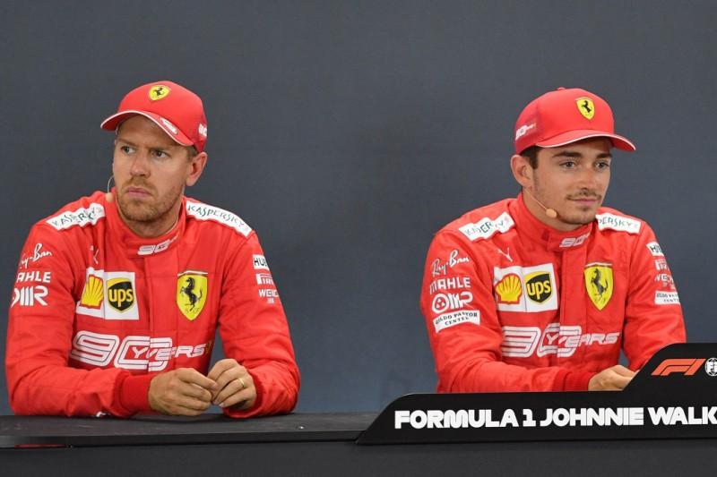 Nico Rosberg: Ferrari sollte Leclerc zur Nummer 1 machen