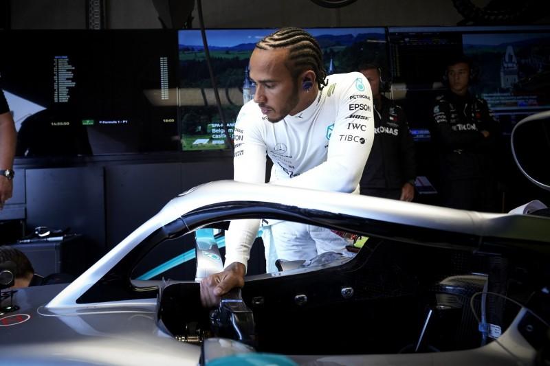 Mercedes-Motorschäden: Lewis Hamilton vor Spa-Rennen unbesorgt
