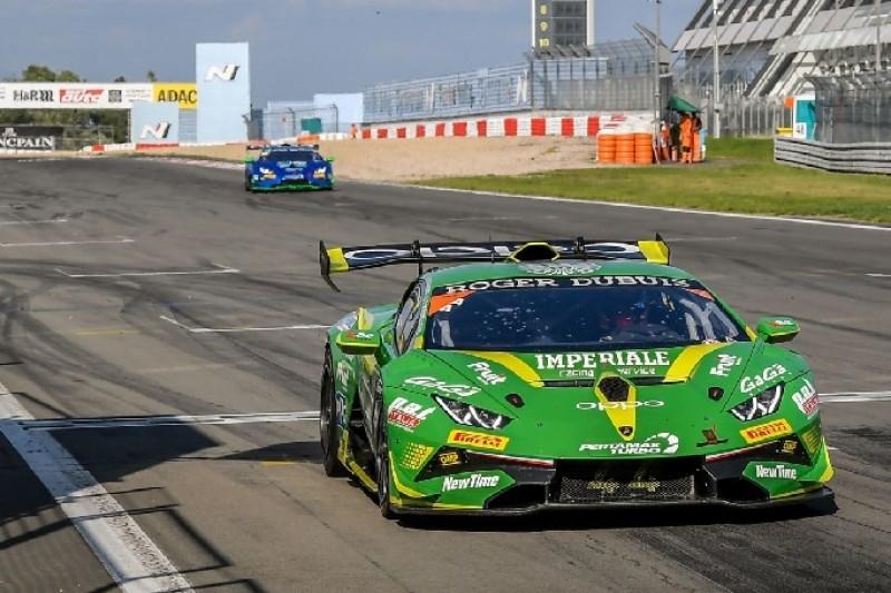 Lamborghini-Trofeo Nürburgring: Doppelsieg für Imperiale Racing