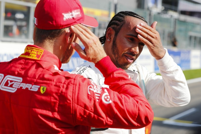 Klimawandel und Co.: Vettel und Hamilton fordern mehr Bewusstsein