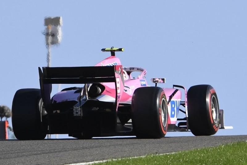 Formel-2-Team Arden nominiert für Monza keine Ersatz für Hubert