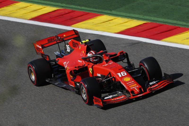 Formel 1 Spa 2019: Erster Grand-Prix-Sieg für Leclerc!