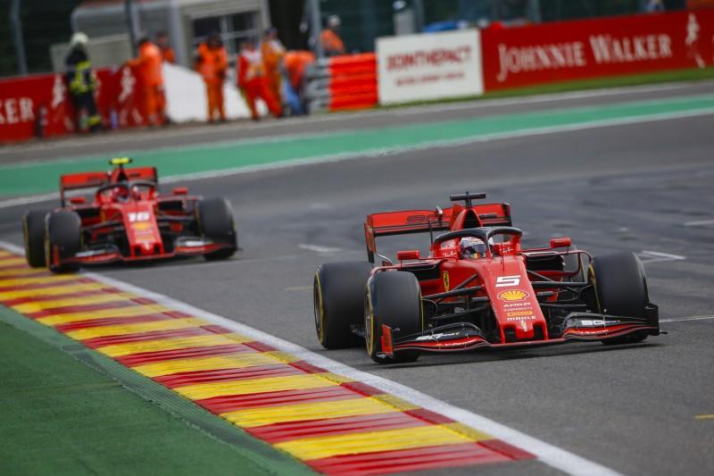 "Vettel als Leclerc-Helfer auf P4: ""Hatte in den Kurven Probleme"""