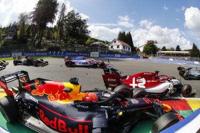 Red Bull: Hat Startcrash möglichen Sieg gekostet?