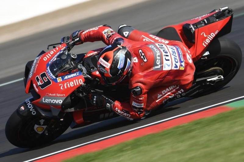 """Danilo Petrucci hat beim MotoGP-Test in Misano einige """"Zweifel beseitigt"""""""