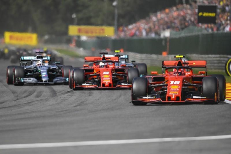 """Edelhelfer Vettel: Unterschiedliche Ferrari-Strategien """"nicht beabsichtigt"""""""