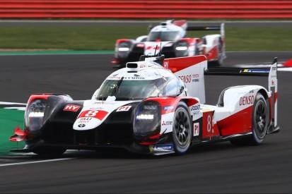 WEC Silverstone 2019: Toyota setzte dreimal Teamoder ein