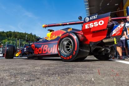 Red Bull: Im Spa-Rennen ohne neuen Honda-Motor, Pläne für Monza