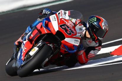 Francesco Bagnaia: 2020er-Ducati wird bei der Arbeit eine große Hilfe sein