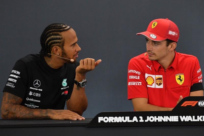 """Hamilton von Leclerc beeindruckt: """"Hätte sein dritter Sieg sein können"""""""