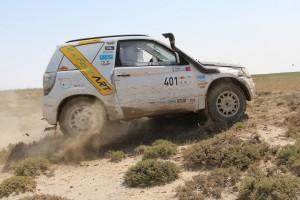 Transanatolia Rallye: Vorbei an historischen Orten quer durch die Türkei