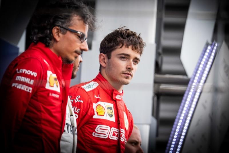 Ex-Teamchef Vasseur: Leclercs erster Sieg war überfällig