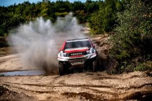Dakar-Vorbereitungen gehen weiter: Fernando Alonso testet in Polen