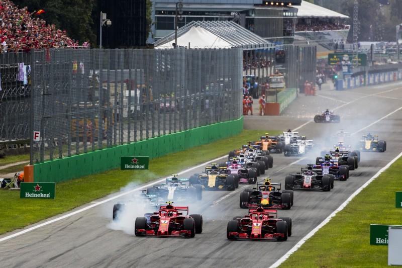 TV-Übertragung F1 Italien: Übersicht, Zeitplan & Live-Streams
