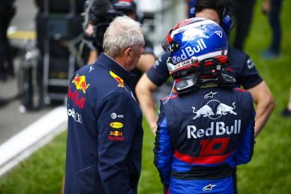 Pierre Gasly: Warum Red Bull die Meinung geändert hat