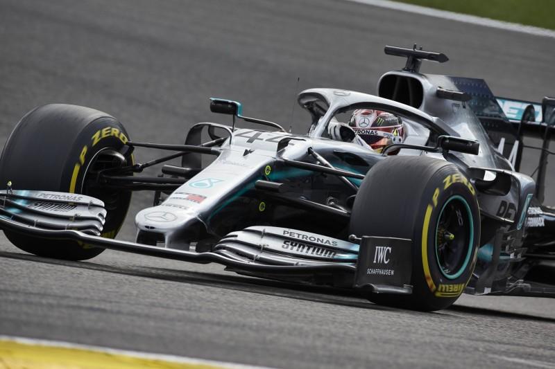 Warum Lewis Hamilton in Spa nicht gewonnen hat