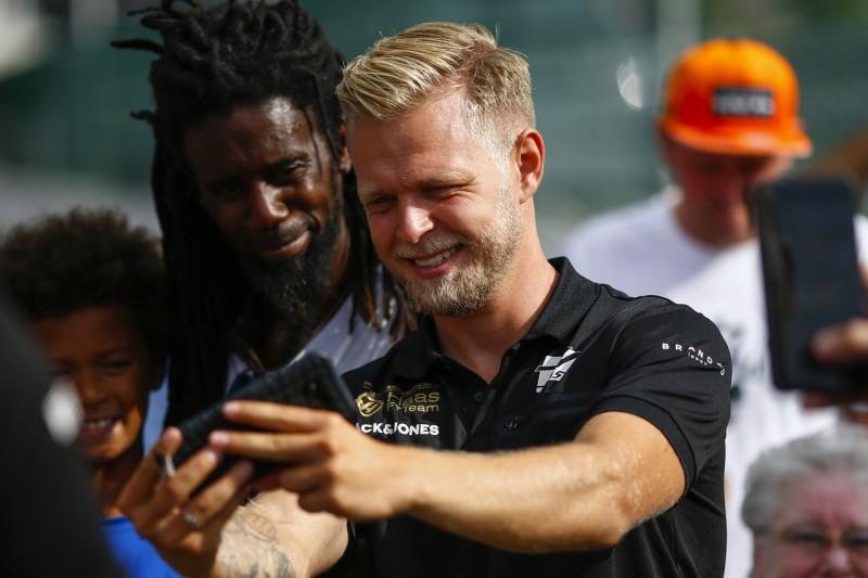 Jan Magnussen: Haas ist der richtige Ort für Kevin