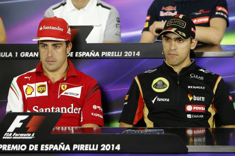 Pastor Maldonado: Habe erwartet, 2014 zu Ferrari zu wechseln