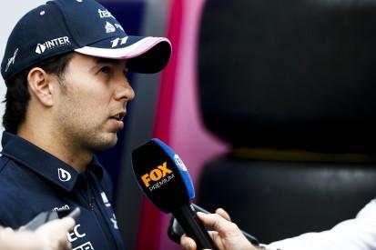 Topteams ade: Sergio Perez froh über langfristigen Vertrag