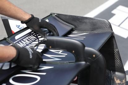 Formel-1-Technik: Lösungen für das einzigartige Rennen in Monza