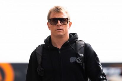 """Nur der """"Bremsfuß"""": Räikkönens Verletzung """"ziemlich egal"""""""
