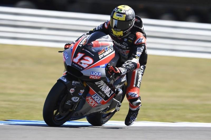 MotoGP-Erfahrung: Wie Tom Lüthi dem Intact-Team geholfen hat