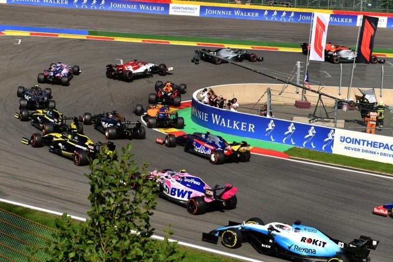 Formel-1-TV-Quoten: USA verzeichnen Zuwachs um 20 Prozent