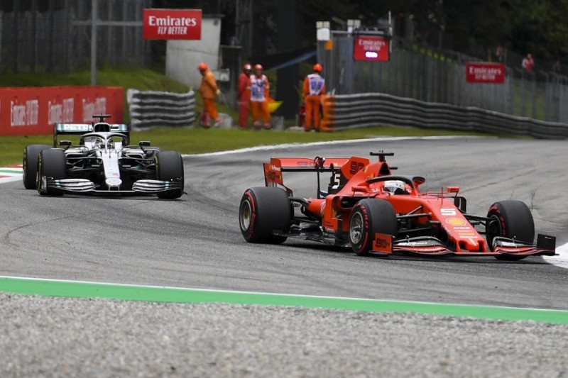 """Überraschend"" nah dran: Mercedes wittert Chance gegen Ferrari"