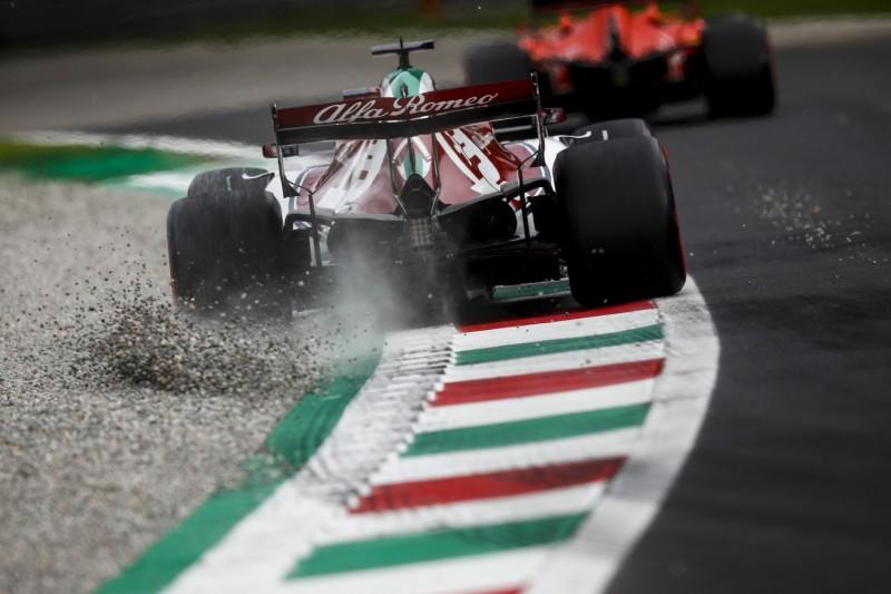 Kimi Räikkönen: Monza-Trainingscrash tut nicht weiter weh