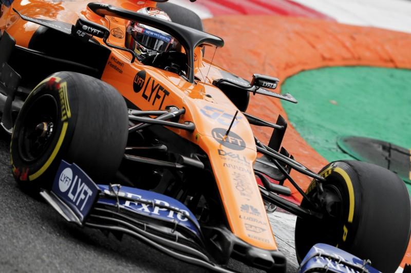 Fast-Crash und Ölleck: McLaren am Freitag trotzdem zuversichtlich