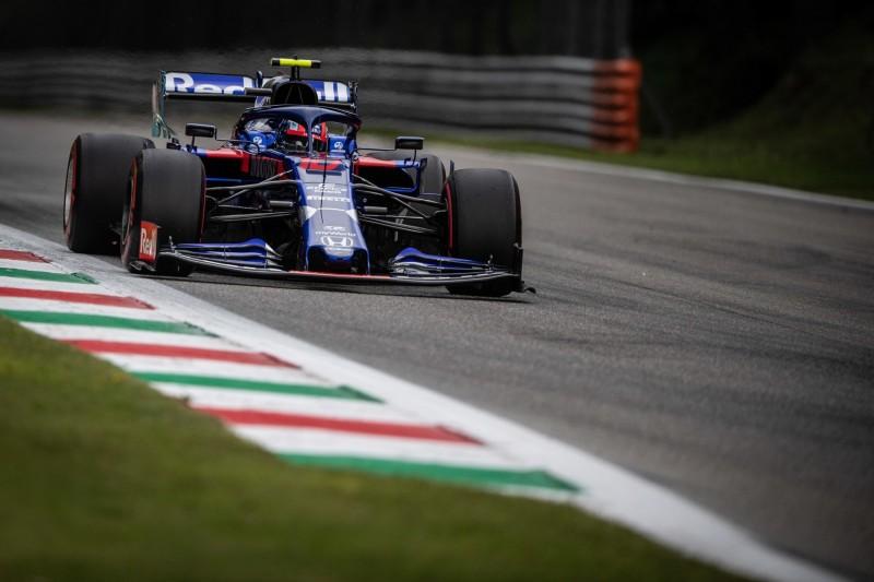 """""""Sehr gute Performance"""": Toro Rosso mit Pierre Gasly zufrieden"""