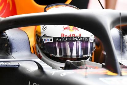 Aerodynamik: Albon testet auf Wunsch von Red Bull neuen Helm